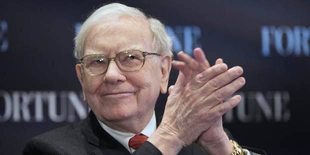 By logging on to Twitter, investment guru Warren Buffett has shown us that if something works, he will use it.  Photo / AP