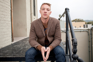 DJ and music producer Diplo. Photo / AP