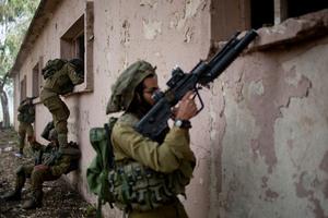 An Israeli air strike on Syria has escalated tensions. Photo / AP