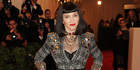 View: Met Ball unleashes inner punk