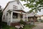 The house where three women escaped from in Cleveland. Photo / AP