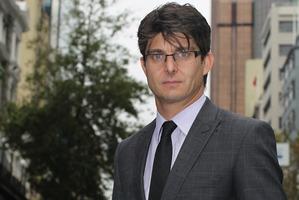 Liam Dann, Business Herald editor. Photo / Richard Robinson.