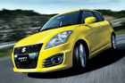 The Suzuki Swift was New Zealand's top selling Japanese used import for April. Photo / Supplied