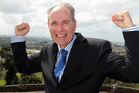 Mayor Len Brown can continue gardening knowing his 6970sq m lifestyle block will not be built out. Photo / Doug Sherring