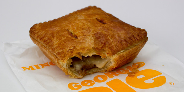 The pie is coming back - at $4.50. Photo / Sarah Ivey
