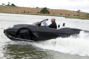 Alan Gibbs has invested more than $400 million into the Aquada. Photo / APN