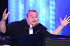 Kim Dotcom links motives for his prosecution to film studios' political contributions. Photo / Norrie Montgomery
