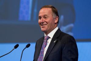 Prime Minister John Key. File photo / Brett Phibbs