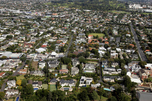 Increased density and apartment living is part and parcel of delivering the Unitary Plan's vision of a compact and sustainable Auckland. Photo / Janna Dixon