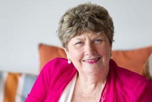 Dame Wendy Pye. Photo / NZ Herald