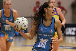 The Steel's Courtney Tairi. Photo / APN