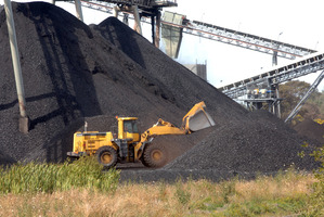 The ailing state owned coal company Solid Energy is poised to announce another 100 job cuts, mostly from its Christchurch head office. Photo / NZPA