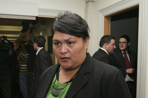 Labour Party MP Nanaia Mahuta. Photo / File
