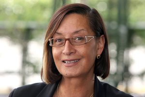 Georgina Beyer. Photo / File / Lynda Feringa