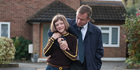 Eloise Laurenson and Tim Roth star in Broken directed by Rufus Norris. Photo / Supplied
