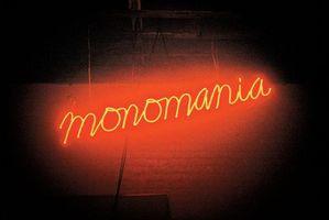 Album cover for Monomania. Photo / Supplied