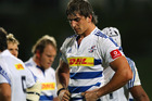 Sanzar is investigating an allegation of match day misconduct against the Stormers and their team management during their match against the Hurricanes on April 26. Photo / Getty Images.