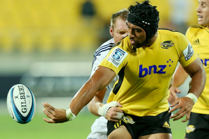 Loose forward Victor Vito will captain the Hurricanes against the Cheetahs on Saturday morning (NZT) in the absence of Conrad Smith. Photo / Getty Images.