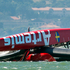 The Artemis Racing AC72 catamaran, an America's Cup entry from Sweden, lies capsized after flipping over during training in San Francisco Bay. Photo / AP