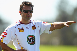 NSW coach Laurie Daley. Photo / Getty Images