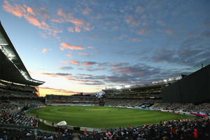 Between five and 10 New Zealand venues are in the frame for hosting matches. Photo / Getty Images