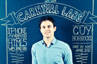 Guy Horrocks, co-founder of Carnival Labs. Photo / Supplied