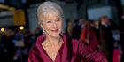 Helen Mirren. Photo/AP