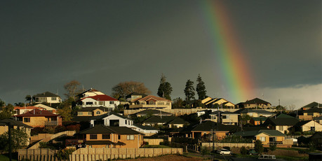Graeme Wheeler said the growing pressures in the housing market are increasing the risks to New Zealand's financial stability. Photo / NZH