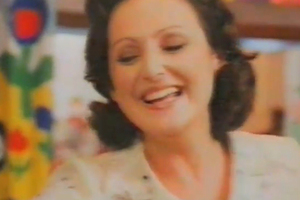 Barbara Callcott as Mrs Marsh. Photo / Supplied,YouTube