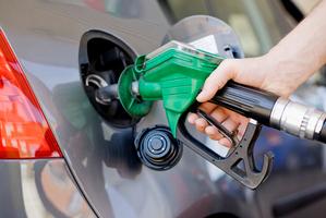 Petrol is about $6 a tank cheaper than a year ago. Photo / APN