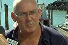Pilot Peter Maloney. Photo / Herald Online video