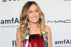 Sarah Jessica Parker at amfAR's New York gala. Photo/AP