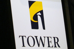 Tower half year profits have fallen to $13.1m, reflecting gains from previous asset sales  a year earlier that weren't repeated.