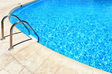 The boy was trapped in a swimming pool for nearly 15 minutes. Photo / Thinkstock