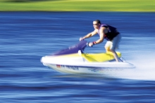 Police say that as the number of jetski owners increases, so will incidents of bad behaviour on the water. Photo / Thinkstock