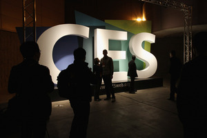 Tech industry watchers are already abuzz about the upcoming Consumer Electronics Show. Photo / Getty Images
