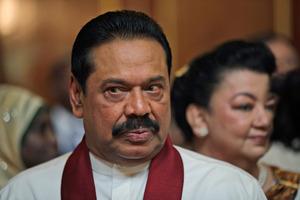 "Sri Lankan President Mahinda Rajapaksa, who had written to Saudi Arabia's King Abdullah bin Abdulaziz to appeal for clemency, said he ""deplored"" the decision. Photo / Getty Images"