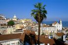 Looking over Lisbon's skyline. Photo / Thinkstock