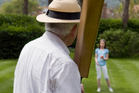 Backyard and beach cricket are as much a part of the great Kiwi summer as cicadas and pohutukawa blossoms. Photo / Thinkstock