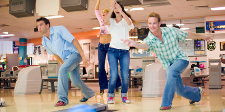 Bowling well is more about technique than strength, and is always fun. Photo / Thinkstock