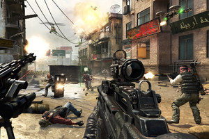 Call of Duty: Black Ops II is a jam-packed, visually impressive launch title for Nintendo's Wii U. Photo / Supplied