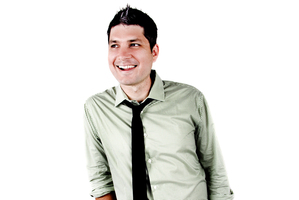 Comedian Jesse Mulligan