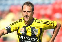 Wellington Phoenix captain Andrew Durante. Photo / Getty Images