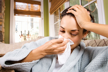 Why would you suffer from something as mundane as a cold, when you could have something as flash as flu? Photo / Thinkstock