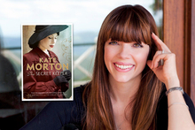 Kate Morton's latest novel is more than 600 pages long, but worth persevering through. Photo / Gillian Van Niekerk