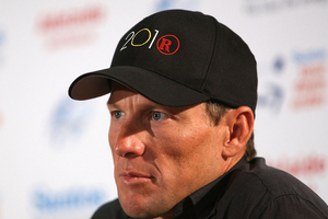 According to the New York Times, Lance Armstrong is now weighing up the value of making a full confession. Photo / Getty Images.