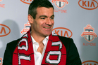 New Toronto FC coach Ryan Nelsen has been advised by local media to rent rather than buy when he eventually moves to the city to take up his post. Photo / AP