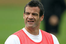 New Zealand Football are in the dark about whether captain Ryan Nelsen has played his last match for the All Whites. Photo / Getty Images.
