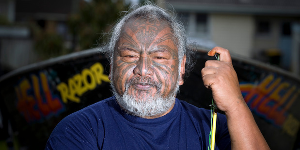 After an unplanned yacht trip to Antarctica that eventually took him to Chile and Norway, Otara man Busby Noble is eager to get disaffected youth into worthwhile activities. Photo / Michael Craig