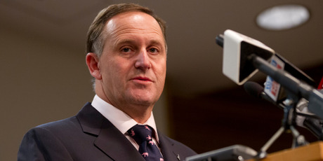 John Key is proposing to trample on the Commerce Commission's regulatory independence, says Chris Barton. Photo / Mark Mitchell